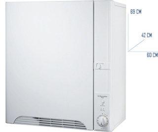 Quali sono i modelli di asciugatrice compatte o profondità ridotta.