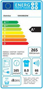 Energy Label EDH3386GDW.