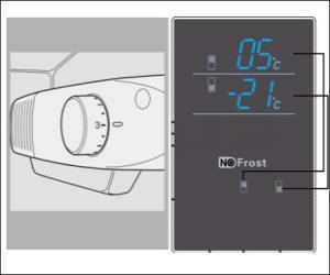 temperatura frigo cool manopola frigo temperatura ariston indesit with temperatura frigo great. Black Bedroom Furniture Sets. Home Design Ideas